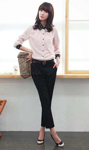 Tư vấn: Mặc váy hoa, quần ngắn với người gầy - 16