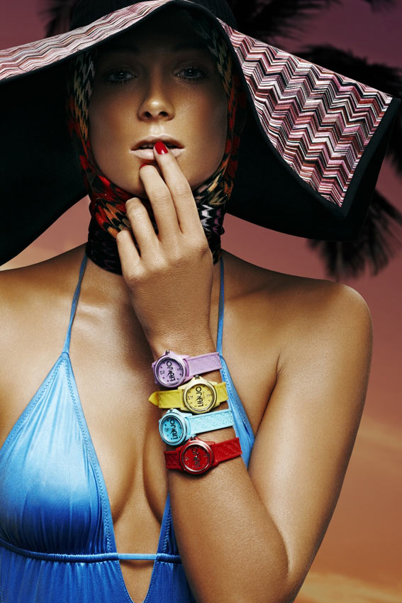 Mãn nhãn với đồng hồ thời trang, Thời trang, Ilona Swagemake, dong ho thoi trang, dong ho day da, dong ho trang suc