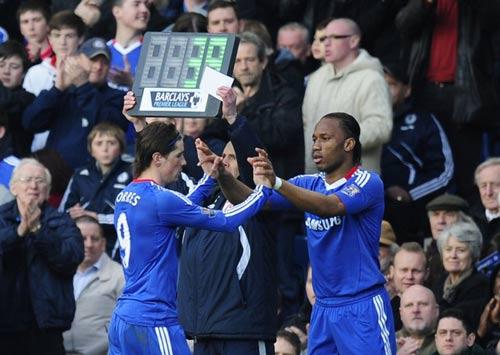 Chelsea trước trận gặp MU: Hàng công nào? - 1