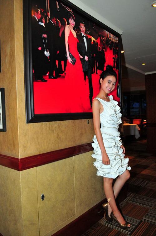 Lan Ngọc, Anh Thư dự LHP Cannes - 6