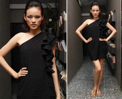 Tuyết Lan đăng quang ngôi vàng Người mẫu Châu Á - 1