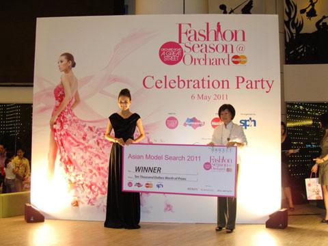 Tuyết Lan đăng quang ngôi vàng Người mẫu Châu Á - 3
