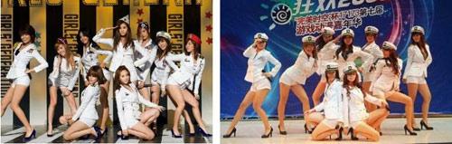 """Khi các nhóm nhạc K-Pop bị """"nhân bản"""" - 4"""