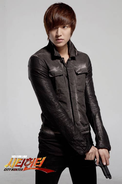 "Video ""nóng"": Lee Min Ho quay phim mới, Phim, Lee Min Ho, phim city hunter, video phim city hunter, hau truong city hunter, park min young, lee joon hyuk, goo ha ra"