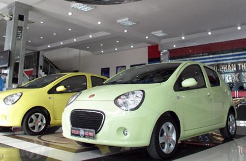 Điểm mặt xe giá rẻ tại Việt Nam - 7