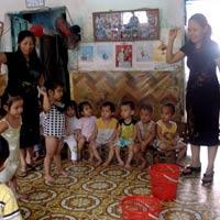 Trẻ mầm non sẽ được miễn giảm học phí