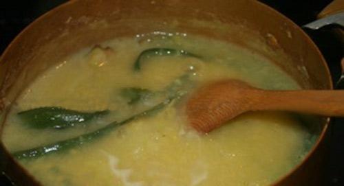 Thơm mát món chè đậu xanh - 4