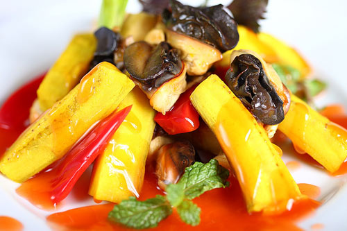 Món ăn đồng quê cho ngày hè nóng ở Ngoại Ô - 6