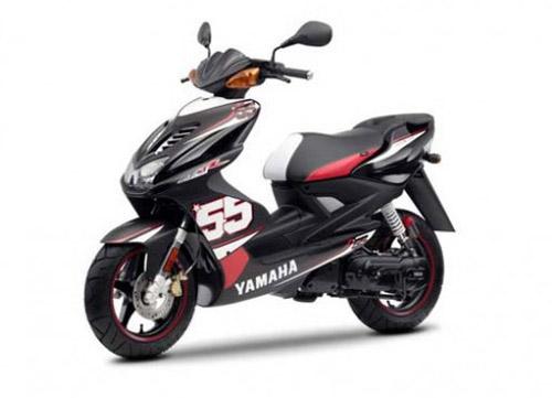 Trình làng xe tay ga Yamaha Aerox SP55 2011 - 1