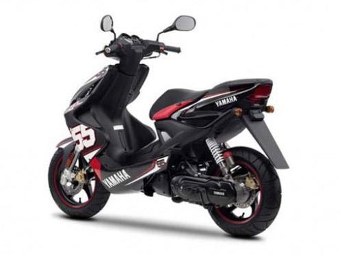Trình làng xe tay ga Yamaha Aerox SP55 2011 - 2