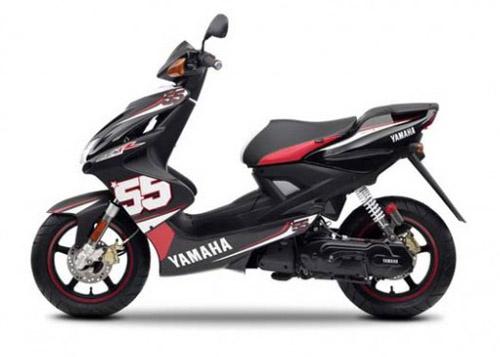 Trình làng xe tay ga Yamaha Aerox SP55 2011 - 4