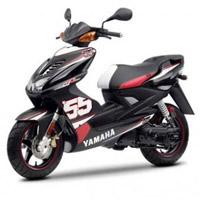 Trình làng xe tay ga Yamaha Aerox SP55 2011