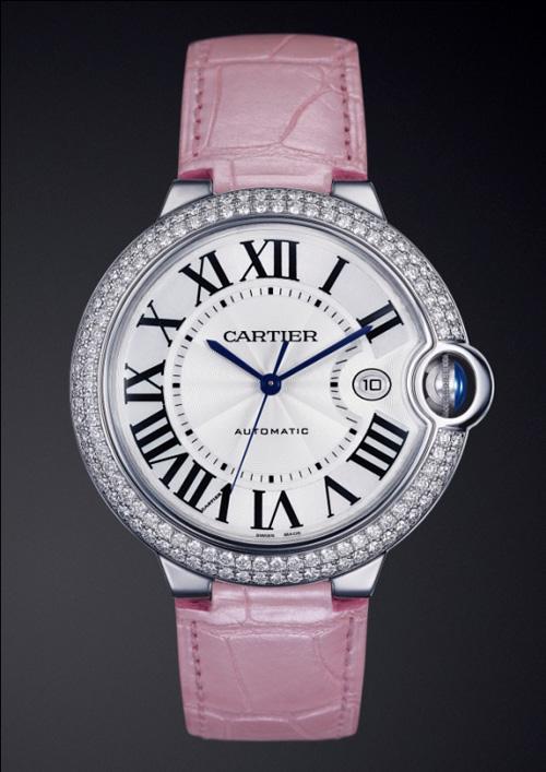 Bộ sưu tập đồng hồ mới của Cartier - 4