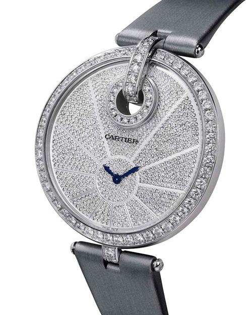 Bộ sưu tập đồng hồ mới của Cartier - 7