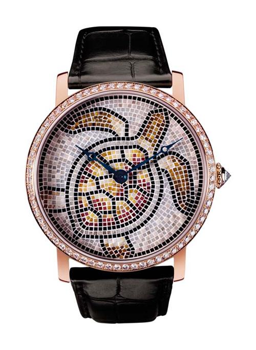 Bộ sưu tập đồng hồ mới của Cartier - 9
