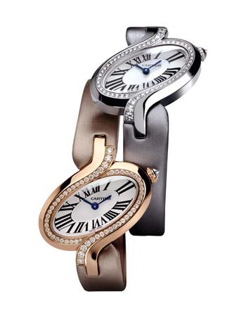 Bộ sưu tập đồng hồ mới của Cartier - 8