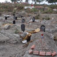 Nghĩa địa chôn toàn thanh niên!