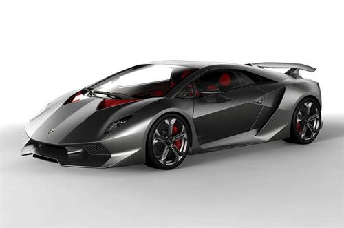 Lamborghini Sesto Elemento: siêu xe đắt nhất thế giới - 1