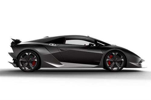 Lamborghini Sesto Elemento: siêu xe đắt nhất thế giới - 4