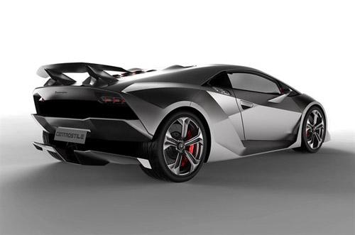Lamborghini Sesto Elemento: siêu xe đắt nhất thế giới - 5