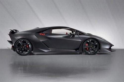 Lamborghini Sesto Elemento: siêu xe đắt nhất thế giới - 6
