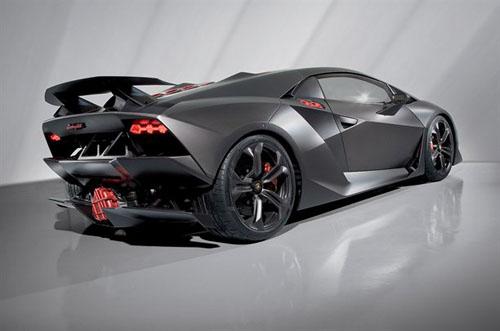 Lamborghini Sesto Elemento: siêu xe đắt nhất thế giới - 2