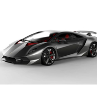 Lamborghini Sesto Elemento: siêu xe đắt nhất thế giới