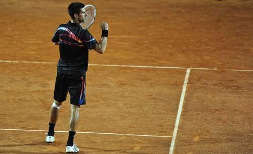 Cú sốc tại Rome Masters (Điểm tin tennis sáng 13/5) - 1