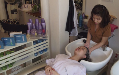Giải pháp phục hồi tóc khô xơ và chẻ ngọn - 3