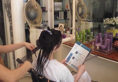 Giải pháp phục hồi tóc khô xơ và chẻ ngọn - 7