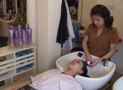Giải pháp phục hồi tóc khô xơ và chẻ ngọn - 9