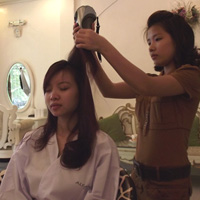 Giải pháp phục hồi tóc khô xơ và chẻ ngọn