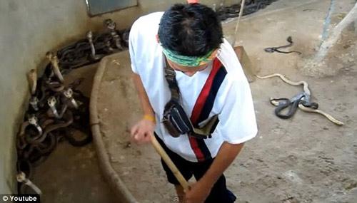 Video: Xem nghề nguy hiểm nhất thế giới - 4