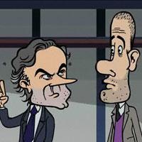 Siêu phẩm video 1: Mourinho và Pep giải quyết ân oán
