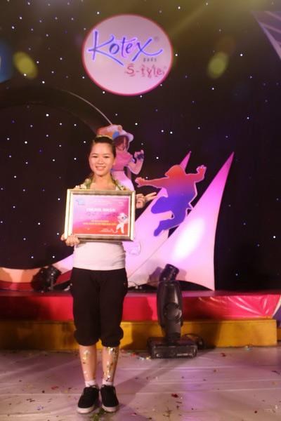 Ngỡ ngàng với màn nhảy hip hop của nữ sinh Nam Định - 2