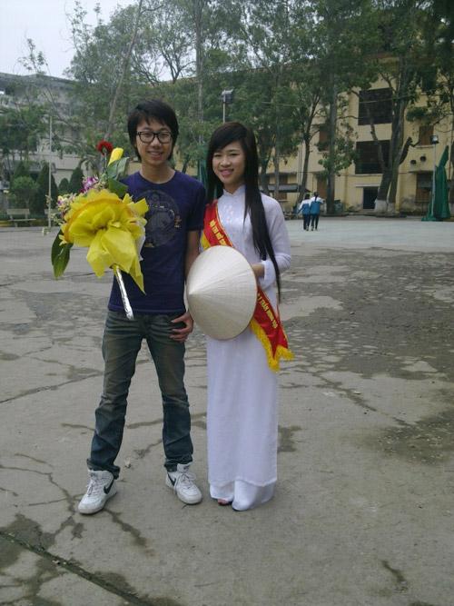 Ngỡ ngàng với màn nhảy hip hop của nữ sinh Nam Định - 1