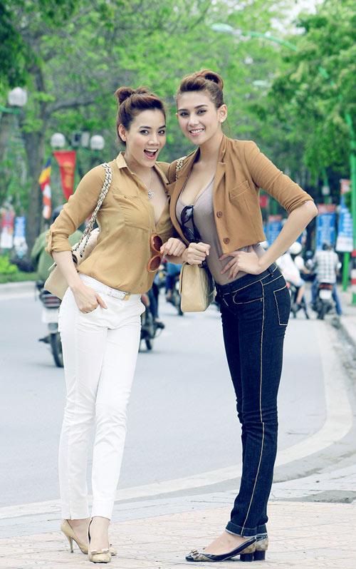 Sao Việt hấp dẫn và chưa đẹp tuần qua - 10