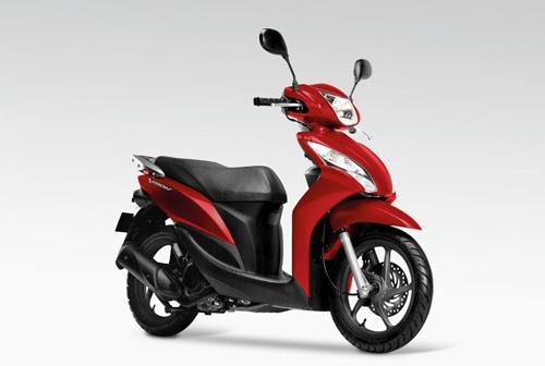 Honda Vision 2012 sắp đến Việt Nam - 1