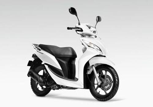 Honda Vision 2012 sắp đến Việt Nam - 3