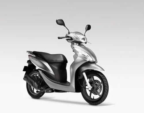 Honda Vision 2012 sắp đến Việt Nam - 4