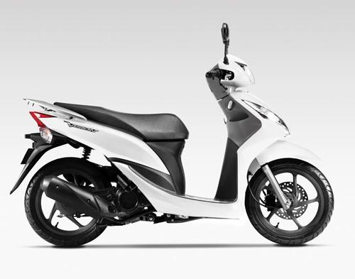 Honda Vision 2012 sắp đến Việt Nam - 6