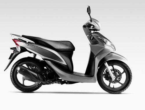 Honda Vision 2012 sắp đến Việt Nam - 7
