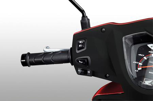 Honda Vision 2012 sắp đến Việt Nam - 12