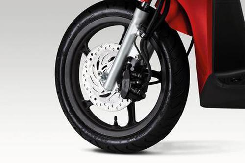 Honda Vision 2012 sắp đến Việt Nam - 14