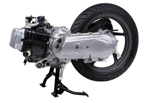 Honda Vision 2012 sắp đến Việt Nam - 16