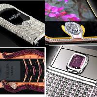 Những chiếc điện thoại cầm tay đắt nhất hành tinh (phần 1)