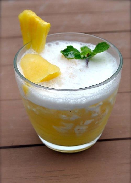 Nước ép dứa thơm ngọt vị dừa - 6