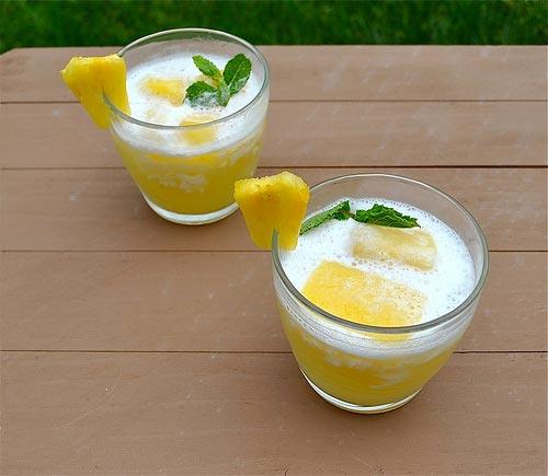 Nước ép dứa thơm ngọt vị dừa - 8