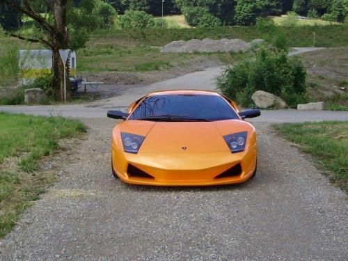 Độ siêu phẩm Lamborghini Murcielago GT - 1