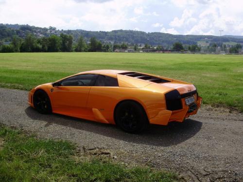 Độ siêu phẩm Lamborghini Murcielago GT - 2
